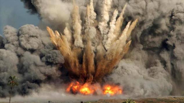Palestina-Gaza-bombardeos