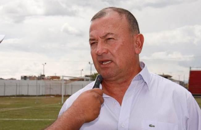 Alberto Suárez, director técnico del Jaguares de Córdoba  Crédito: OTROS Fotógrafo: otros