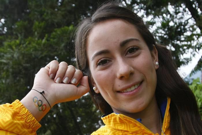 Mariana Pajón es una de las deportistas con mayor proyección olímpica en el país. (Colprensa).