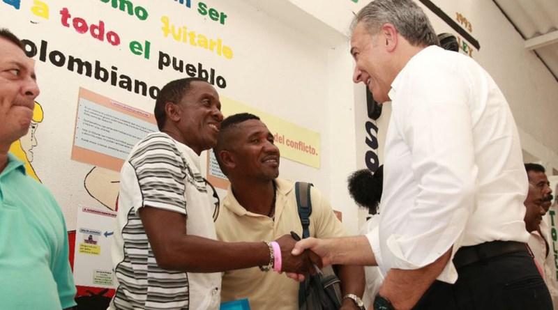 Vicepresidente y ministro del interior llegan al cauca for Agenda ministro del interior
