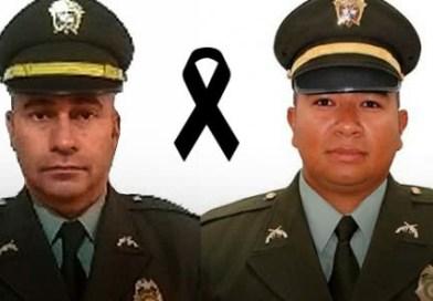 Francotiradores asesinan a comandante y a subcomandante de Policía de Puerto Valdivia