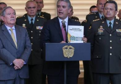 Duque ordena 10 iniciativas para combatir la criminalidad en el país