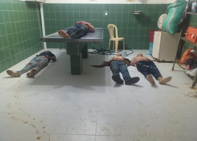 Nueva Masacre en Argelia al sur del Cauca deja cinco muertos – Periodico La  Ultima