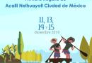 Realizarán la Primera Regata Acalli Nelhuayotl en la Ciudad de México