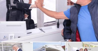 INAUGURA CUAJIMALPA AUDIENCIAS CIUDADANAS CON EL ALCALDE ADRIÁN RUBALCAVA EN LA NUEVA NORMALIDAD