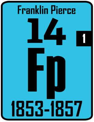 The Periodic Table of the Presidents - Franklin Pierce