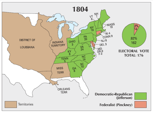 Election of 1804