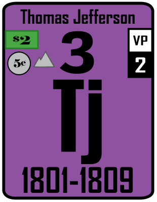 The Periodic Table of the Presidents - Tj