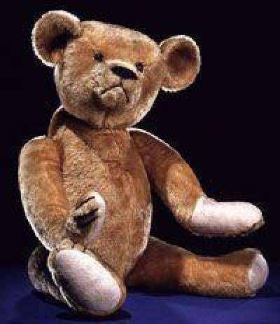 Teddy Bear - Smithsonian