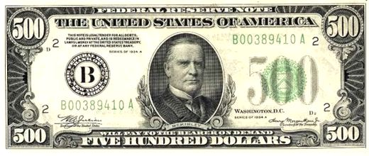 100 000 Bill Which Presidents Are On Money Periodic