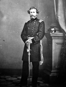 Chester A Arthur in Uniform