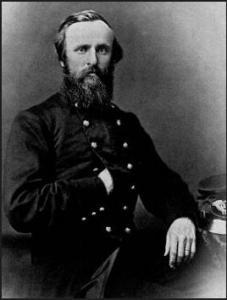 Major General Rutherford B Hayes