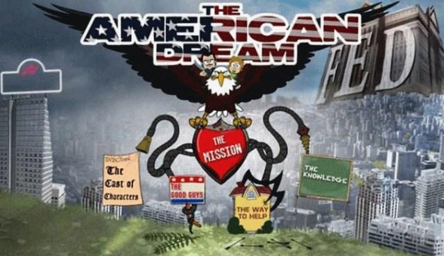 El Sueño Americano – Film Animado
