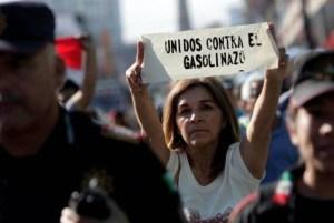 Más de 10 mil manifestaciones en México en los últimos 3 años
