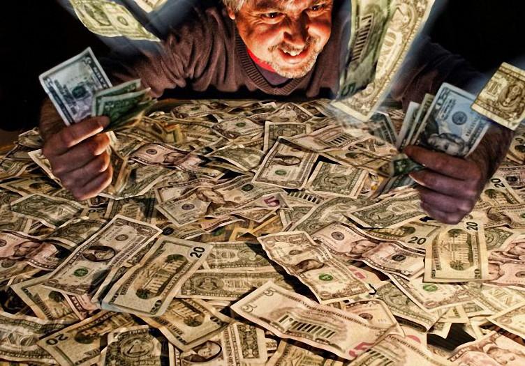 Documental: Poder, dinero, y felicidad – CODICIA