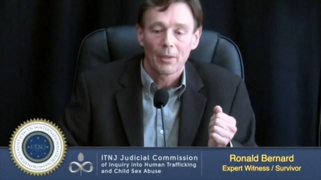 Testimonio de Ronald Bernard en el ITNJ