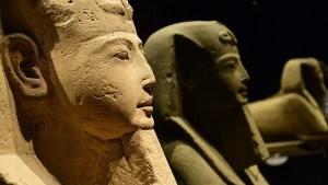 Descubren en Egipto una nueva esfinge