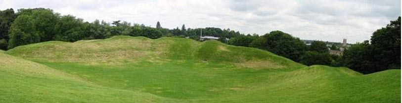 Anfiteatro-romano-Cirencester-Inglaterra
