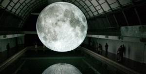 """China tendrá una """"luna artificial"""" sobre sus cielos en 2020"""