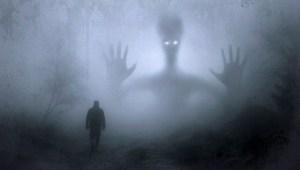 ¿Le interesan los fantasmas a los ovnis?