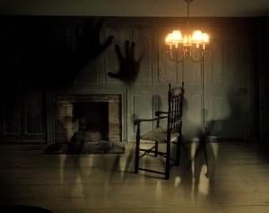 Bebé se reencuentra con el fantasma de su Padre