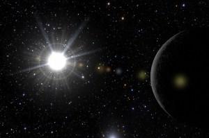Descubren cuatro objetos interestelares en nuestro sistema solar