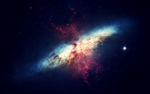 Una inmensa estructura que no debería existir está chocando con nuestra galaxia