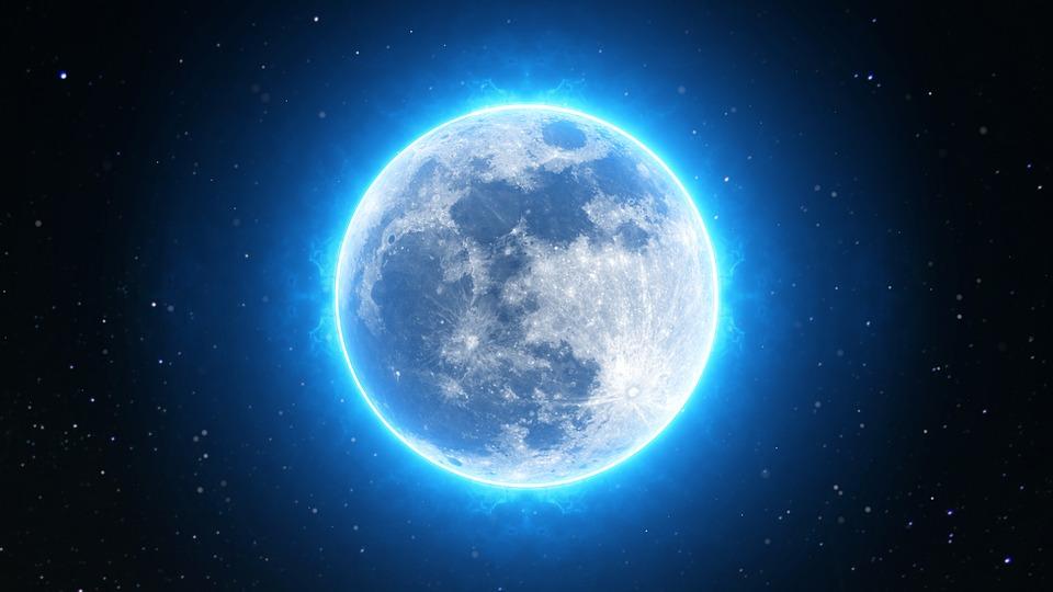 Increíble descubrimiento sobre el verdadero color de la Luna