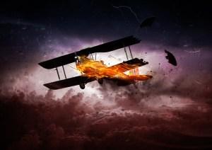 ¡Estoy vivo! el mensaje de un piloto del Vuelo 19 en el Triángulo de las Bermudas