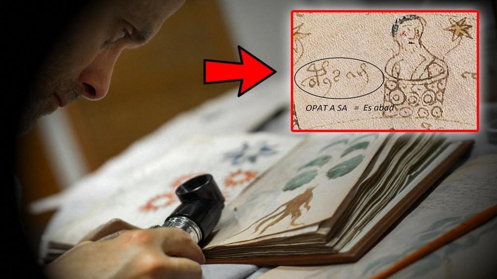 Afirman haber descifrado el libro más misterioso del mundo