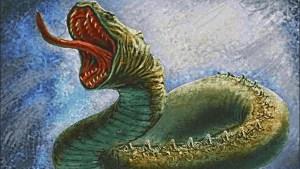 El gusano que llegó de otro planeta
