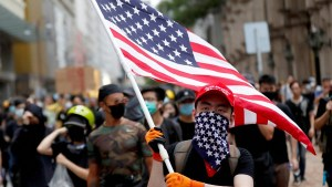 """Ron Paul sobre Hong Kong: """"No importa dónde comience o se agite una revolución, EE.UU. está allí"""""""