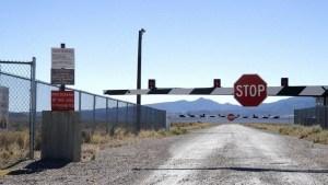 Las autoridades estadounidenses anticipan una declaración de emergencia frente a la posible 'toma' masiva del Area 51