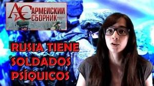 Rusia tiene militares psíquicos