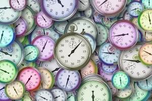 ¿Has notado que el Tiempo se está acelerando?