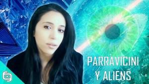 Los secretos extraterrestres que vio Parravicini