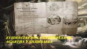 Evidencias, Testigos y mapas que confirman Agartha el interior de la Tierra