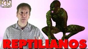 Hay reptilianos camuflados de Humanos entre nosotros