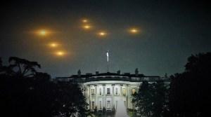 Ovni detectado en radar obliga a cerrar la Casa Blanca y el Capitolio