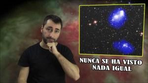 Se está formando el objeto más masivo del Universo ante nuestros ojos