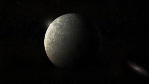 Científicos aseguran que la NASA ya pudo detectar el Planeta X