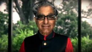 Deepak Chopra hizo un clon digital de si mismo, y otras celebridades pronto podrían seguirlo