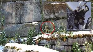 ¿Muros megalíticos en Rusia construidos por Gigantes?