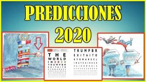 Las predicciones más Impactantes para 2020
