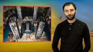 Debajo de la gran pirámide se oculta el pozo de Osiris