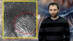 Descubren un código morse oculto en las dunas de Marte