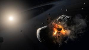 ¿En realidad existió? Un exoplaneta se desvanece y deja perplejos a científicos