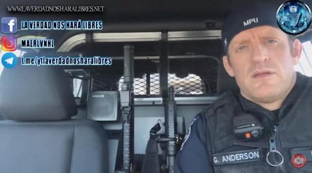 Un policía cuestiona el Nuevo Orden Mundial ¿Estoy haciendo lo correcto?
