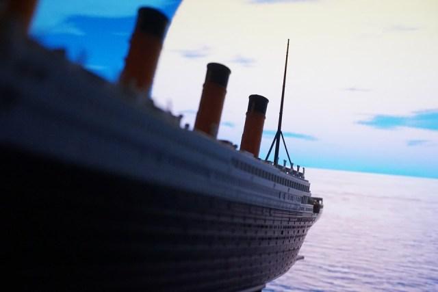 La mujer que sobrevivió a tres naufragios incluido el Titanic