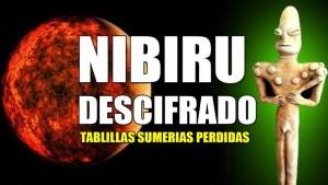 Nibiru descifrado, son coordenadas en el espacio- Tablillas Sumerias Perdidas